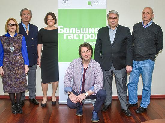 В Югре прошли гастроли театра кукол имени С.В.Образцова