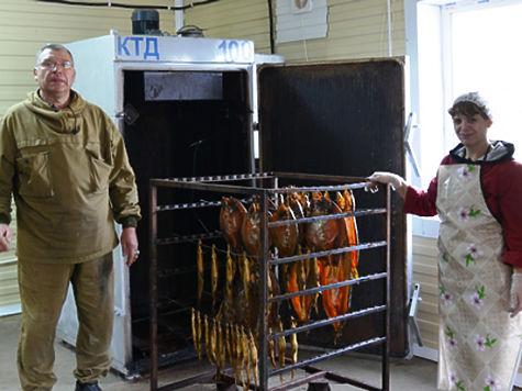 ВХанты-Мансийском районе открыли цех поглубокой переработке рыбы