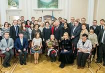 Минута славы  для югорских журналистов