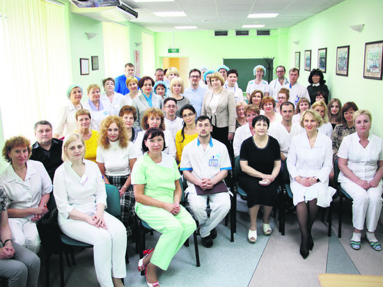 Сургутские медики отмечают профессиональный праздник