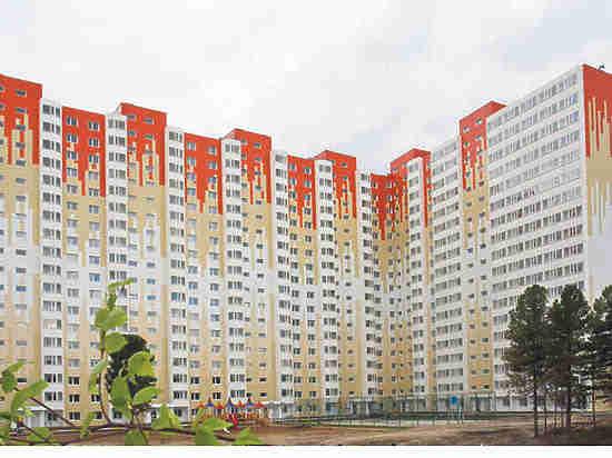 Новые квартиры в домах откомпании «Сибпромстрой» ждут своих хозяев