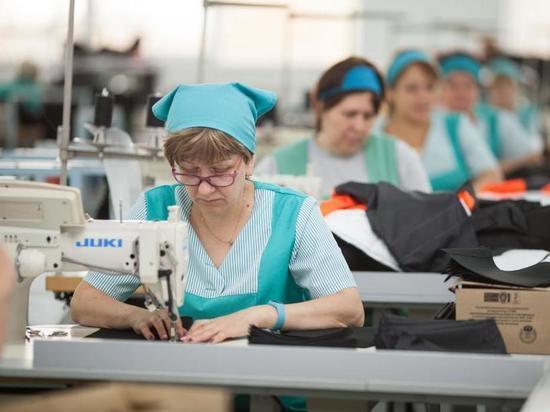 ВСургуте открылась крупнейшая современная швейная фабрика
