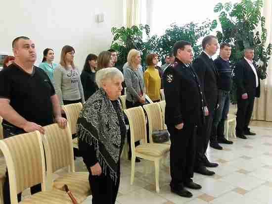 В Сургуте мигранты приняли присягу