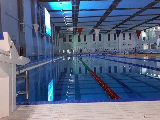 Сургут получил новогодний подарок— олимпийский бассейн