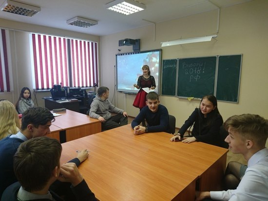 Молодежь Югры готовится к выборам Президента России