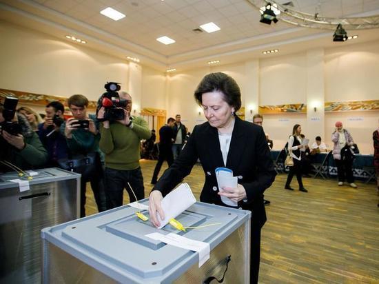 Югра побила все рекорды по явке на выборы