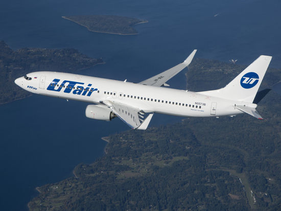 В 2014 году в парк авиакомпании «ЮТэйр» поступят 22 новых самолёта ...