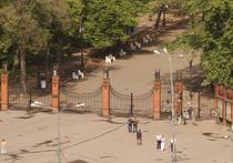 В парке «Сокольники» восстановят клумбу прошлого века