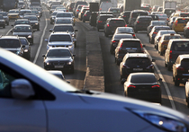 Выметет ли кризис пробки из Москвы?