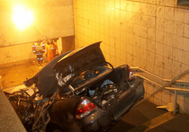 ЧП дня: дорожные происшествия в Москве