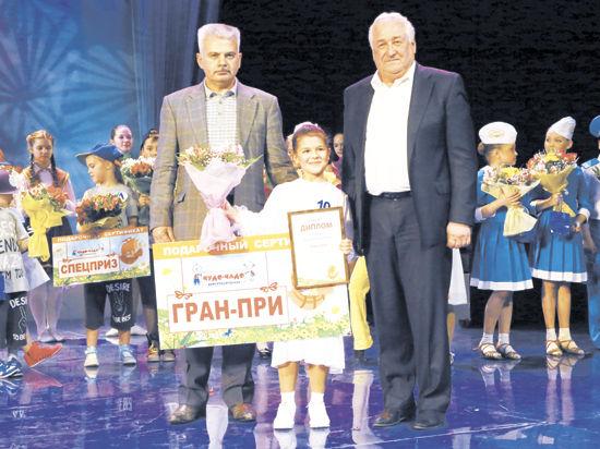 Детский конкурс в сургутнефтегаз
